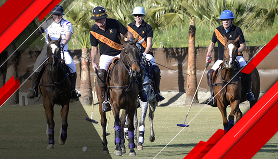 Abierto de Hurlingham 2019. Ellerstina vs La Dolfina. Final (Grabado)